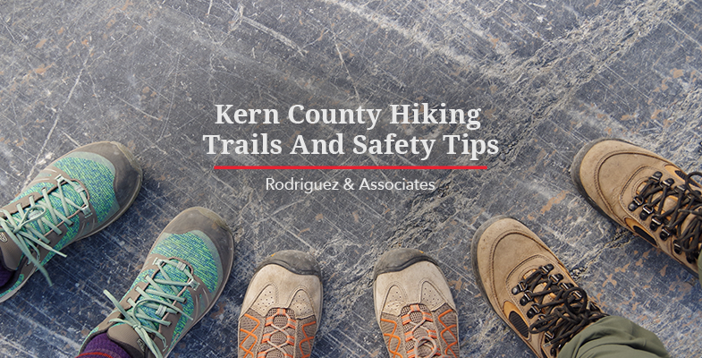 Kern County Hiking Trails and Safety Tips