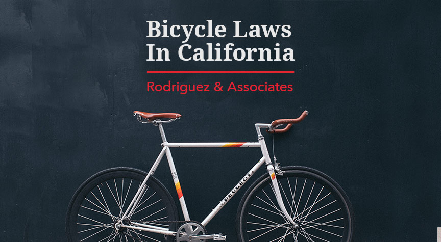 Bicycle Laws in California