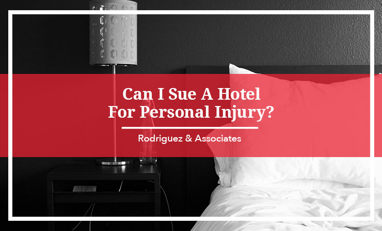 Can I Sue a Hotel for Personal Injury