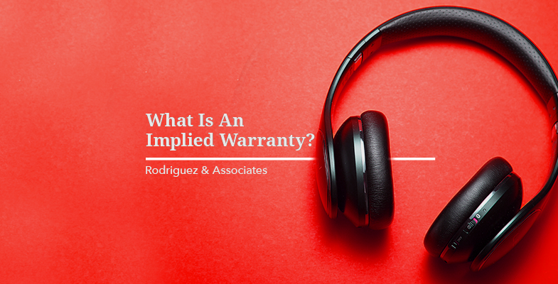 What Is An Implied Warranty