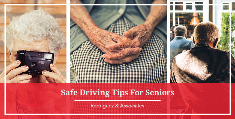 Safe Driving Tips For Seniors