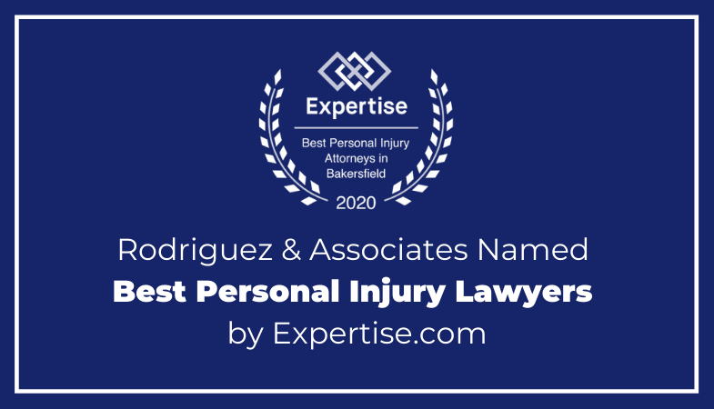 Rodriguez Associates Named Best Personal Injury Lawyers by Expertise.com