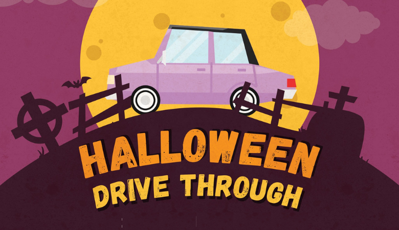 2021 Halloween Drive Through in Bakersfield
