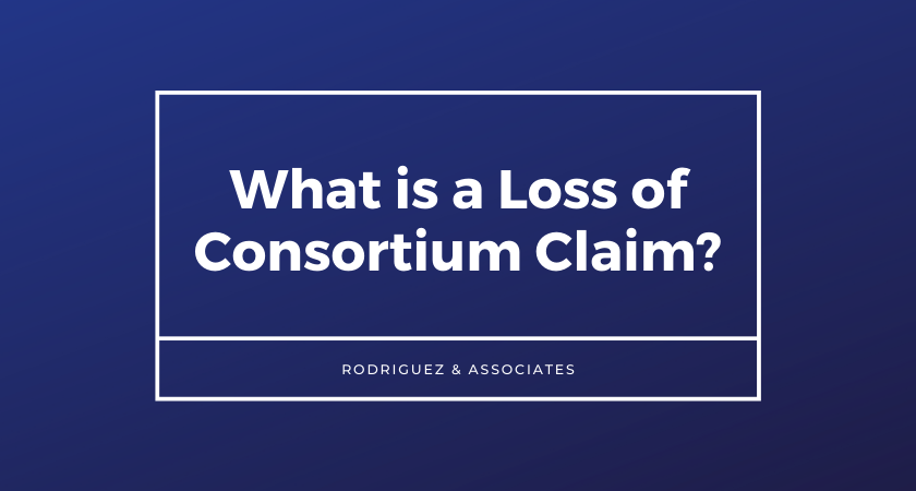 What Is a Loss of Consortium Claim