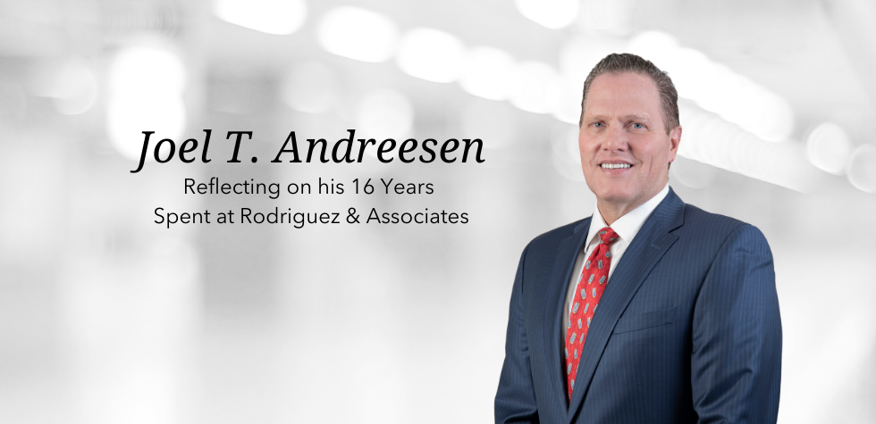 Joel T. Andreesen Personal Injury Attorney