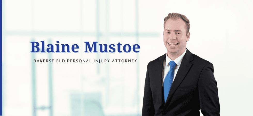 Blaine Mustoe: Rodriguez Personal Injury Lawyer Spotlight