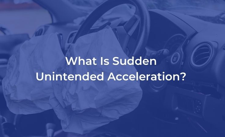 What Is Sudden Unintended Acceleration